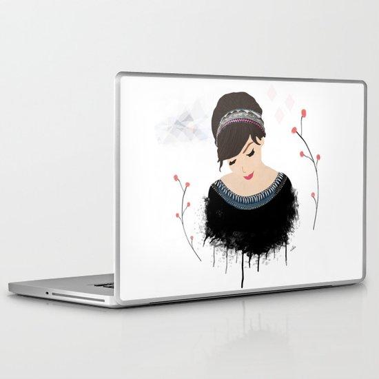 ONE SWEET GIRL Laptop & iPad Skin