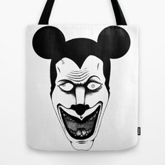 Maniac Mickey Tote Bag