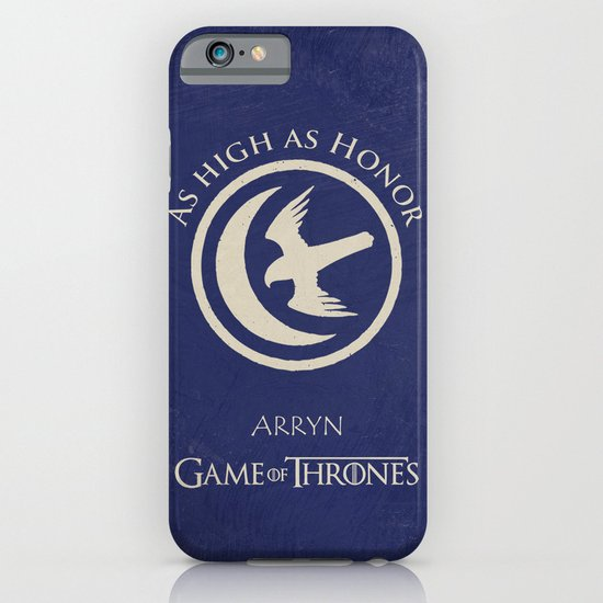 Game Of Thrones 13 iPhone & iPod Case