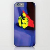 Lamentation In Blue, Yel… iPhone 6 Slim Case