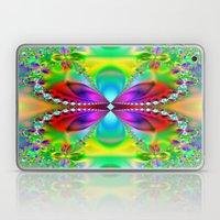 Abstract Jewel Butterfly… Laptop & iPad Skin