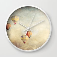 tales of another world Wall Clock