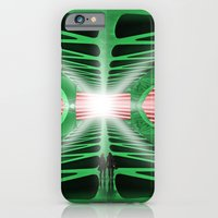 Walking into the light iPhone 6 Slim Case