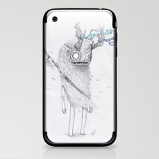 warrior iPhone & iPod Skin