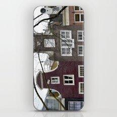 Amsterdam houses iPhone & iPod Skin