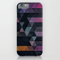 iPhone Cases featuring ypsyde dwwnsyde by Spires