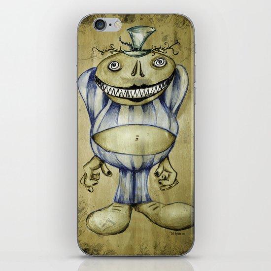 Phatty Burton-Boy  iPhone & iPod Skin