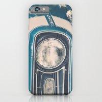 Blue Classic Camaro iPhone 6 Slim Case