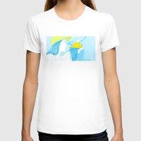 girls T-shirts featuring Girls by Camila Fernandez