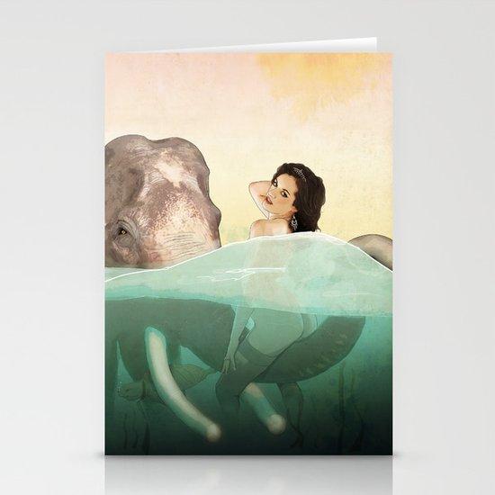 The Bath Stationery Card