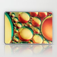 Candy Stripe Bubble Abstract Laptop & iPad Skin