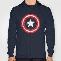 Captain's America Splash Hoody