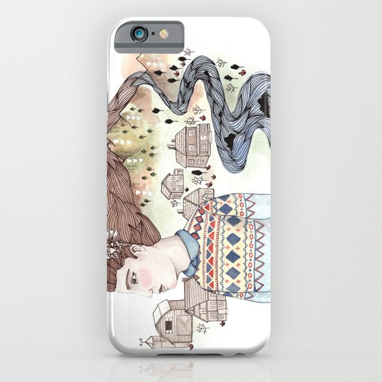 Cold Water iPhone & iPod Case