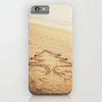 Merry Christmas! - Christmas at the beach iPhone 6 Slim Case