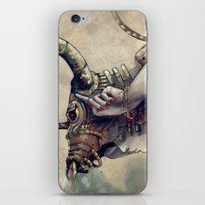 Zodiac Sign: Taurus iPhone & iPod Skin