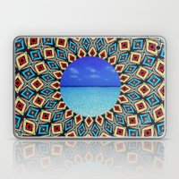 Mandala Sea Laptop & iPad Skin