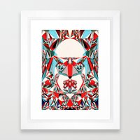 Stop It! ( You Cannot, You Don't Want To) Framed Art Print