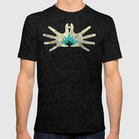 Fénix Project Mens Fitted Tee Tri-Black SMALL