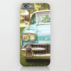 Vintage car iPhone 6s Slim Case