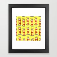 Cake! Framed Art Print