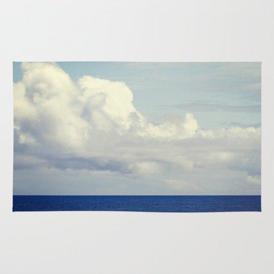 Cloudscape Area & Throw Rug