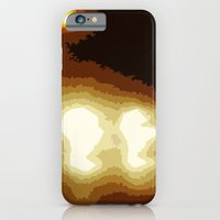 iPhone & iPod Case featuring Highway Blues by Sam Wenke