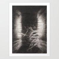GHOST 15 Art Print