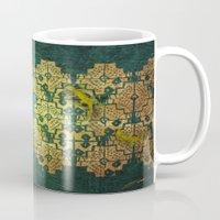 The Blue Lizard Mug