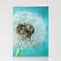 dandelion-one Stationery Cards