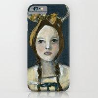 Woodland Girl iPhone 6 Slim Case