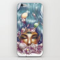 iPhone & iPod Skin featuring ThirdEye by Jessekaur13