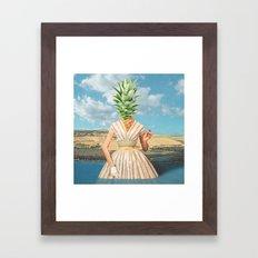 Logic of Color Framed Art Print