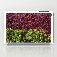 Colorful Leaves iPad Case