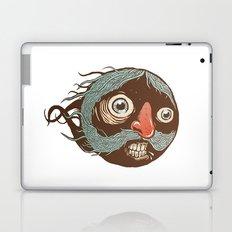 SuperMustacheMan Laptop & iPad Skin
