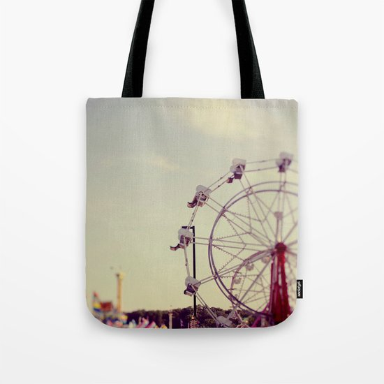 Cotton Candy Daydreams Tote Bag