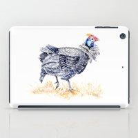 Guineafowl iPad Case