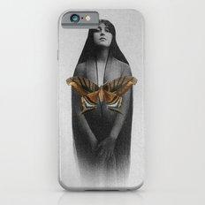 Femme Au Papillon iPhone 6 Slim Case