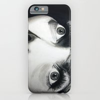 iPhone & iPod Case featuring Rearview Mirror by Black Neon