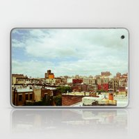 Harlem Skyline Laptop & iPad Skin