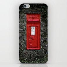 Postbox iPhone & iPod Skin