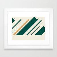 Ascension 1 Framed Art Print