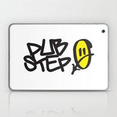 Dubstep Smile Music Quote Laptop & iPad Skin