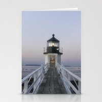 Marshall Point Lighthous… Stationery Cards