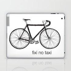 fixi no taxi Laptop & iPad Skin