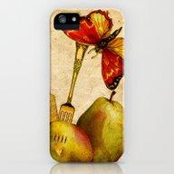 La  Collation Du Papillo… iPhone (5, 5s) Slim Case