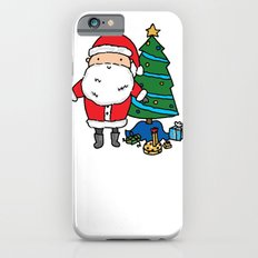 Now Where's The Milk N' Cookies? iPhone 6 Slim Case