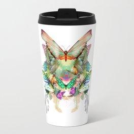 Travel Mug - The fate of the butterfly - Eduardo Doreni