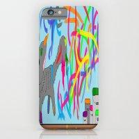 Artistic kitten  iPhone 6 Slim Case