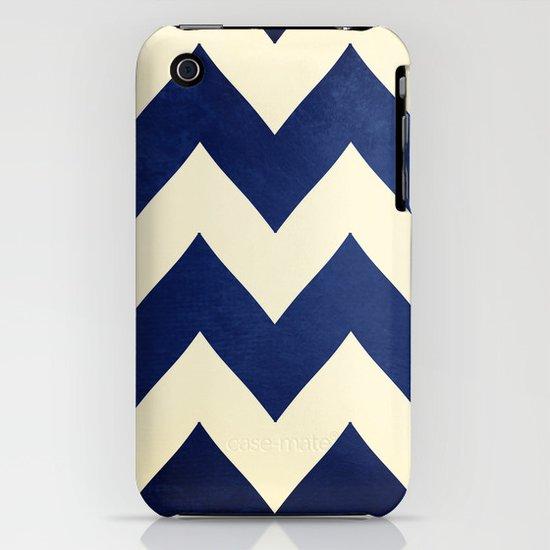 Fleet Week - Navy Chevron iPhone & iPod Case