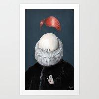 Encarnación: Doble Deid… Art Print
